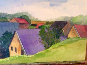 בתים וגבעות - ליזבט