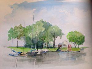 סירות קטנות - ליזבט